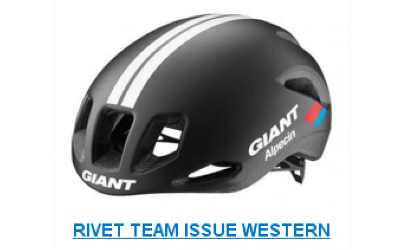 MŨ RIVET TEAM ISSUE WESTERN ON ROAD MY 2016