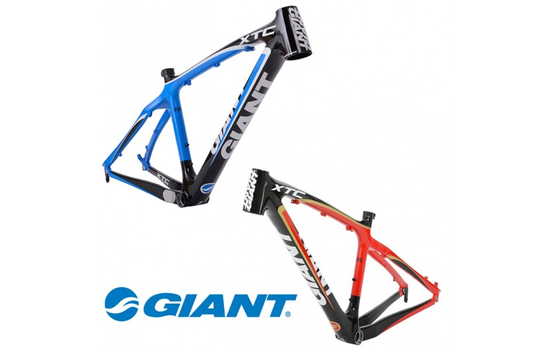 Khung sườn GIANT XTC Composite Sợi Carbon