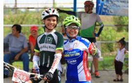 (Hình ảnh)Hấp dẫn Giải Xe đạp Địa hình Phong trào Toàn quốc 2016