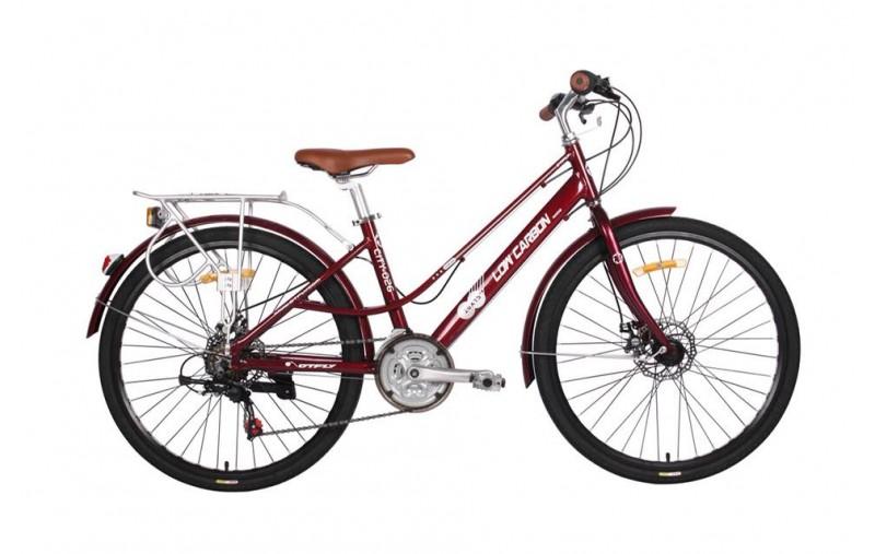 Xe đạp LOWCARBON CITY 026