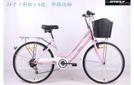 Xe đạp CITY 024- DTFLY