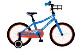 Xe đạp trẻ em 2016 IFUN 516B
