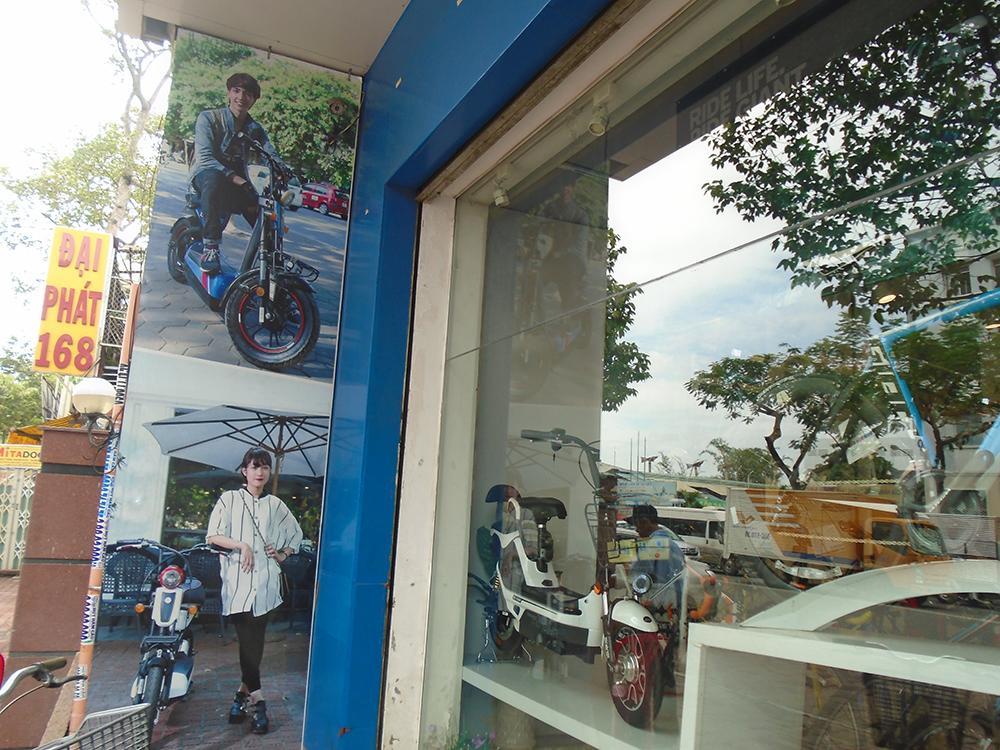 Chi nhánh Cửa Hàng Xe Đạp Thể Thao Giant trên đường Lý thường Kiệt-2